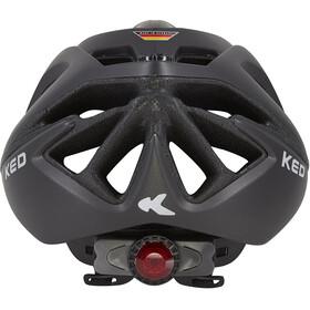 KED Spiri Two Kask rowerowy, black matt